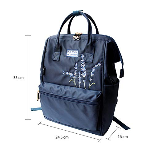 Amazon.com: New Bagpack Womenbackpack Waterproof Laptop Bag School Ladies Luxury Bagpack for Girls Mochila Feminina: Computers & Accessories