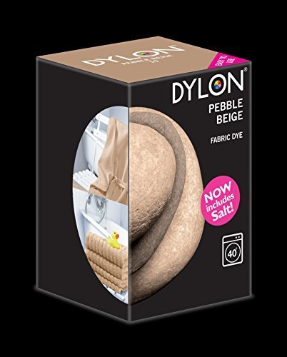 Price comparison product image DYLON Pebble Beige Machine Dye 350g Includes Salt by Dylon