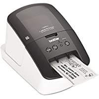 BRTQL710W - Brother QL-710W Direct Thermal Printer - Monochrome - Desktop - Label Print