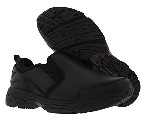 Spira Taurus Shoes Black Casual Resistant Slip Men's Springs FwrTARqFP
