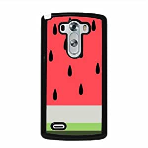 Watermelon LG G3 Protective Cell Phone Cover Case - Fits LG G3