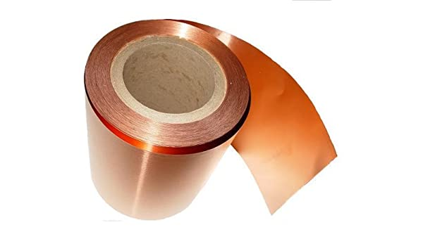 Amazon Com 36 X 22 5 16 Mil 50 Lbs Copper Roll Industrial Scientific