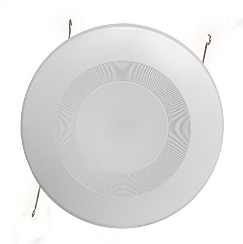 13W 5/6inch Dimmable LED Retrofit Recessed Lighting Fixture (=75W) 4000K Cool White Energy Star, UL, LED Ceiling Light - 965 Lumens Recessed LED Downlight - Energy Saving Recessed Fixture