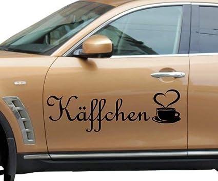 myDruck-Store Pegatina de Coche Kaeffchen Café Café ...