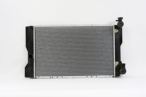 (Radiator - Pacific Best Inc For/Fit 13152 09-13 Toyota Corolla Japan 09-10 Matrix Japan 1.8L L4 PTAC)