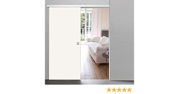 Puerta corredera de madera sin marco Pure en el tamaño deseado hasta 1200 mm de ancho y 2400 mm de altura de madera para puerta de entrada.: Amazon.es: Bricolaje y herramientas