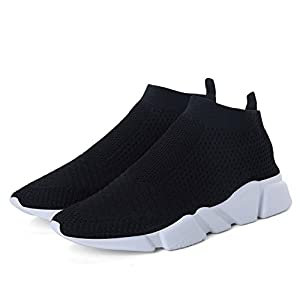 264e081a67010 WXQ Men's Running Lightweight Breathable Casual Sports Shoes Fashion  Sneakers Walking Shoes