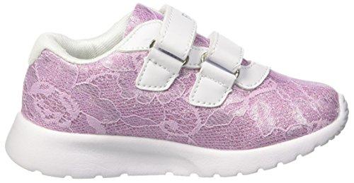 Disney Fitness Light Pizzo, Zapatillas Para Niñas Violeta
