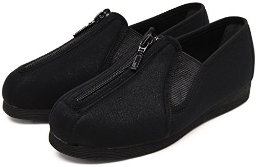 (ラフィット) LAFIT 超軽量 日本製 介護シューズ 女性用 室内 室外 介護靴 3e リハビリシューズ スリッポン