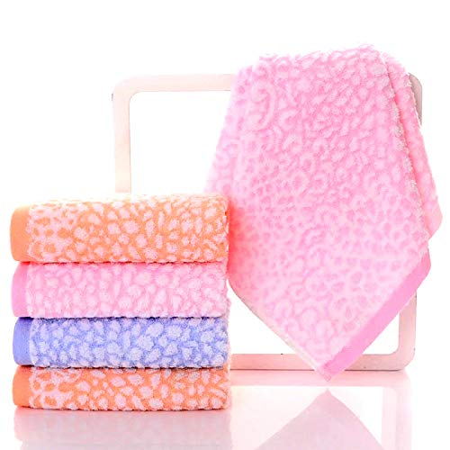 TT&QQ Bamboo Fiber Towel Beauty Soft Comfortable Water Absorbent Cloth Green Bamboo Fiber Fabric is Durable Oil absorben Child Towels by TT&QQ (Image #3)