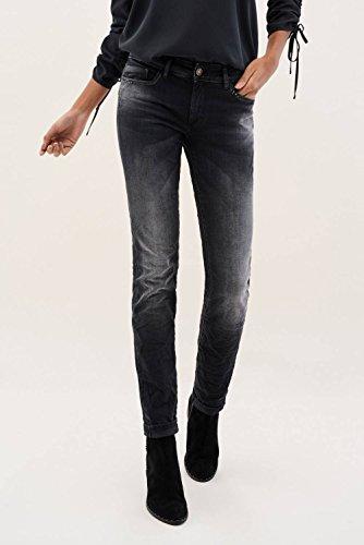 Slim Wonder Neri Rivetti Nero Salsa Con Jeans 7qCxv
