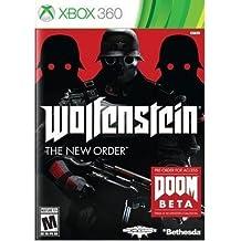 Wolfenstein New Order X360