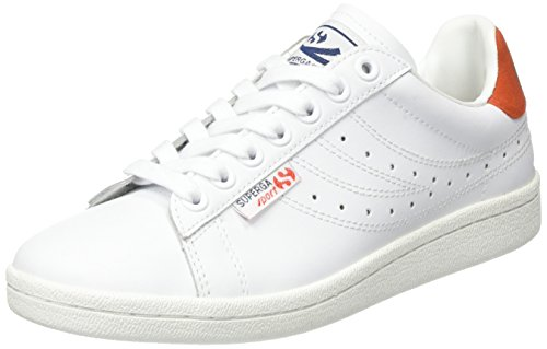 red Zapatillas White N 4832 Adulto Blanco Efglu S901 Superga W R Unisex navy wW4qBOZ1