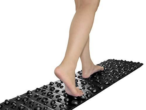 Balance 1 Foot Massage Folding Foam Mat Acupressure Massage Pebble Mat-Foot Pain Relief …