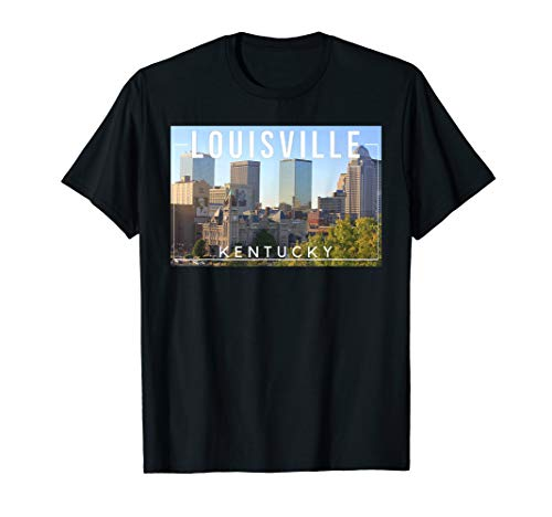 Louisville Kentucky KY Derby City Skyline - -