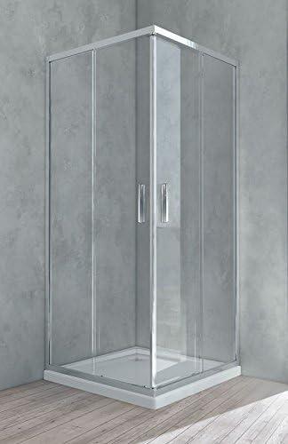 Box ducha esquina con puertas correderas: Amazon.es: Bricolaje y herramientas