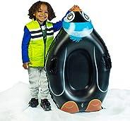 SNOWCANDY Animal Inflatable Snow Sled, Multiple Animal Styles