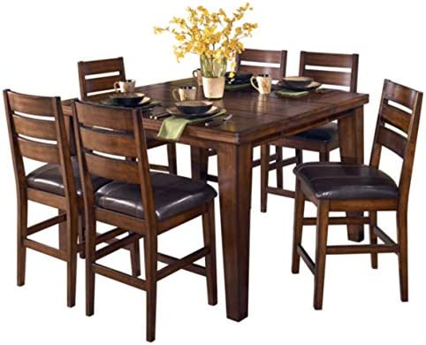 picture of Ashley Furniture Signature Design » Larchmont Dining Room Table » Counter Height