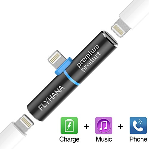 Darn good Dongle that will empower your iPhone 7 to do even more for you with this nifty tool!  Small, lightweight, & very portable.  Charge your device while enjoying your music at the same time!