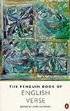 A Penguin Book of English Verse, John Hayward, 0140585257