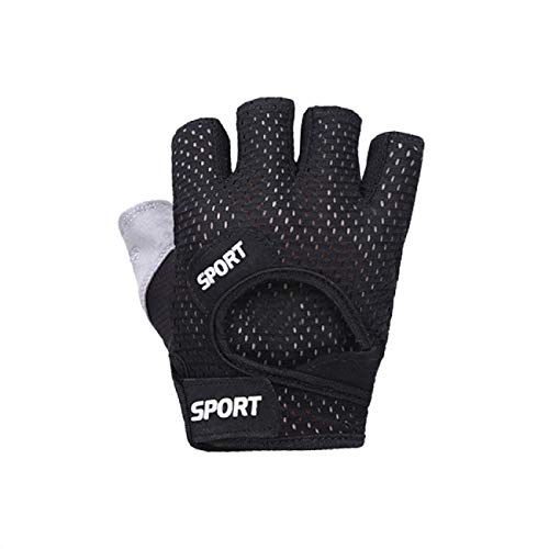 Putars Winter Gloves 1Pair [ Men Women Fitness Gloves -Lifting Gym Training Sports Gloves ] - Comfortable - Breathable - Outdoor/Cycling /Motorcycle/Hiking /Riding (Cotton)