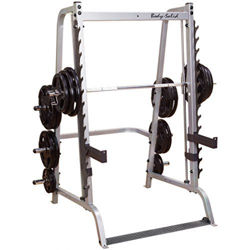 Smith Machine by Body Solid