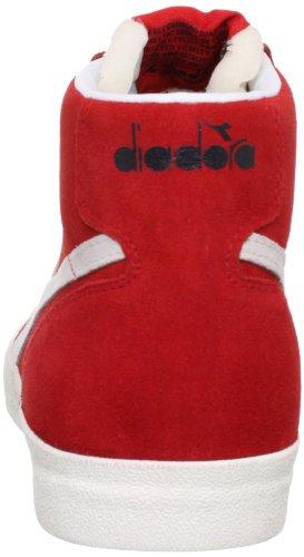 Diadora , Herren Sneaker rosso bianco