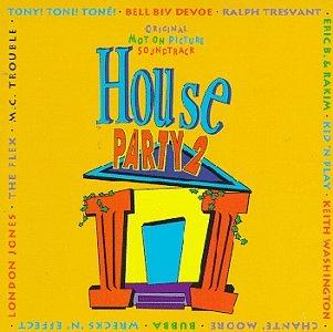 House Party 2: Original Motion Picture Soundtrack (House Party 2 Soundtrack)