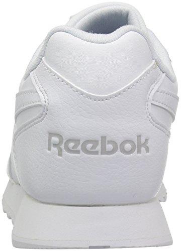 Reebok Frauen Harman Run Low & Mid Tops Schnuersenkel Tennisschuhe White/Steel