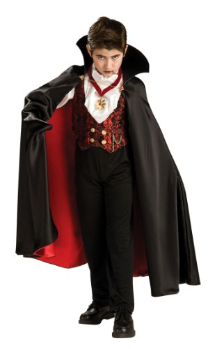 Vampire Costumes For Kids (Rubie's Transylvanian Vampire Costume, Small)