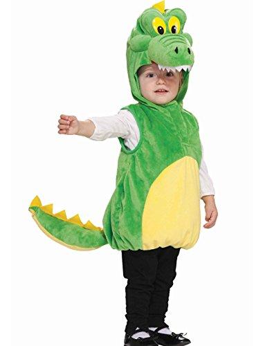 Child Cuddlee Crocodile Costume Toddler size 2-4