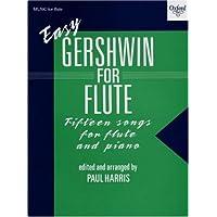 Easy Gershwin for Flute