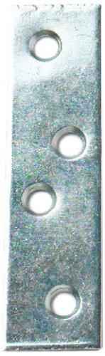 Bulk Hardware BH01141 - Escuadra de á ngulo (tamañ o: 100mm, pack de 10)
