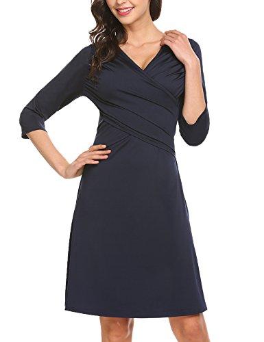 Jersey Tea Dress - 7