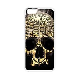 iPhone 6 4.7 Inch Phone Case Skull BT95191
