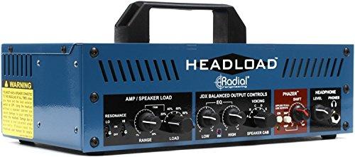 radial engineering headload guitar amp load box 4 ohms from radial engineering blues guitar center. Black Bedroom Furniture Sets. Home Design Ideas