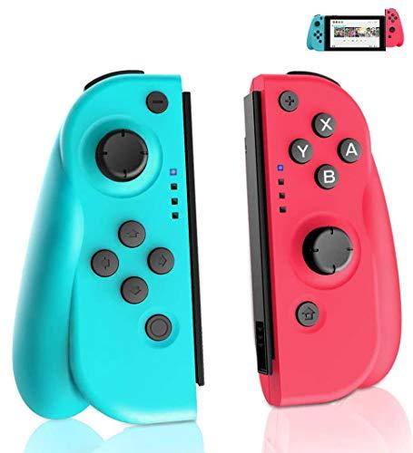 🥇 GEEMEE Mando Switch para Nintendo Switch