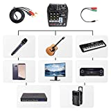 SYNCO MC4 Audio Mixer Bluetooth USB Record