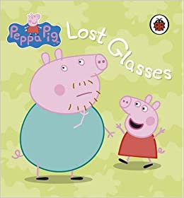 Peppa Pig Lost Glasses Amazon Co Uk Ladybird 9781844226436 Books