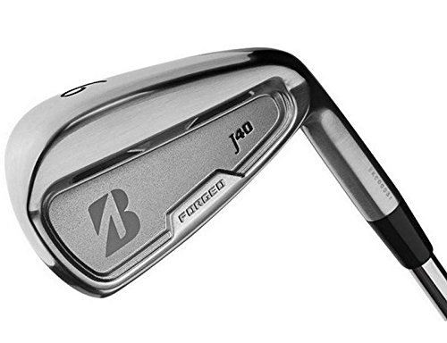 Bridgestone J40 Forged Dual Pocket Cavity Iron Set 3-PW Project X Flighted 6.5 Steel X-Stiff Right Handed 38 in