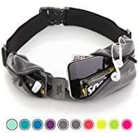 Sport2People Running Belt USA Patented - Fanny Pack for...