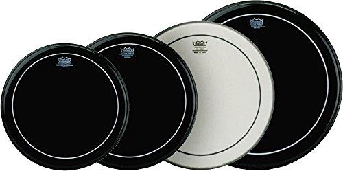 - Remo Drum Set, 12-inch (PP-0900-ES)