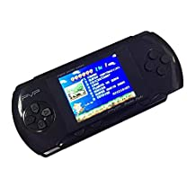 Handheld Portable Children's Games, Retro Game Consoles 4.3-inch Portable Tv Game Output 3000 Games, Boys and Their Own Birthday Gifts,Black