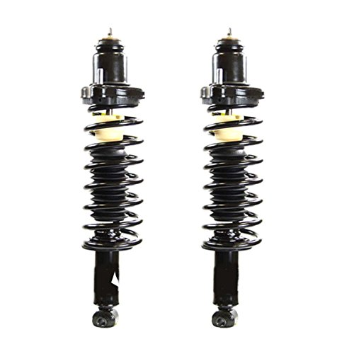 Rear - Rear Driver & Passenger Side Complete Strut & Spring Assembly for 07-12 Dodge Caliber - [07-16 Jeep Compass] - 07-16 Jeep Patriot - Rear