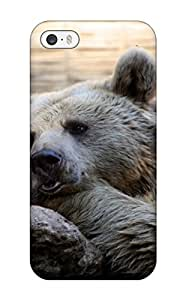 For OnCYKHQ3263oAAFm Bear Animal Bear Protective Case Cover Skin/iphone 5/5s Case Cover
