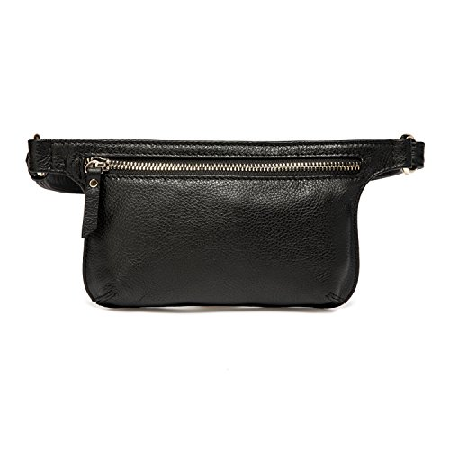 arlette-leather-waist-bag-belt-bag-black