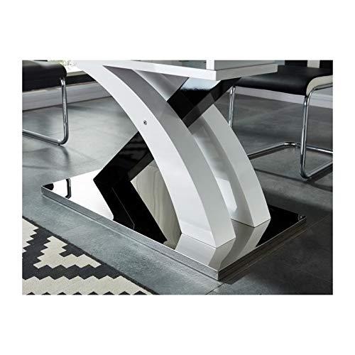 Extensible A Shiva Personnes Style De Table 8 Manger 10 34A5jRL