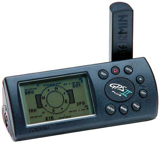 Garmin GPS II Plus Waterproof Hiking GPS