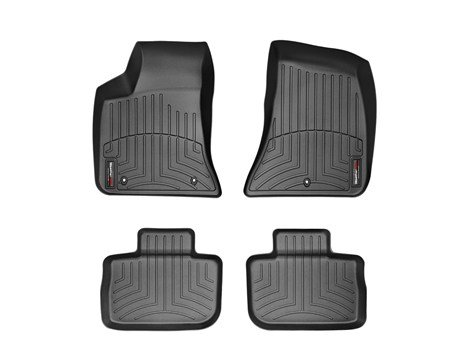 2014 dodge charger weathertech - 8