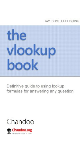 Download The VLOOKUP Book – Definitive guide to Microsoft Excel lookup formulas Pdf